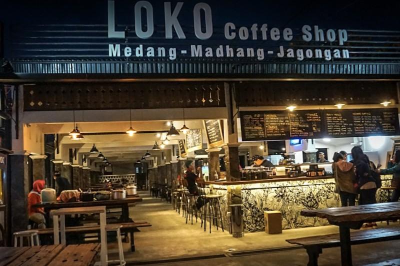 Cafe di Jogja