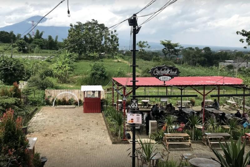 Cafe di Malang
