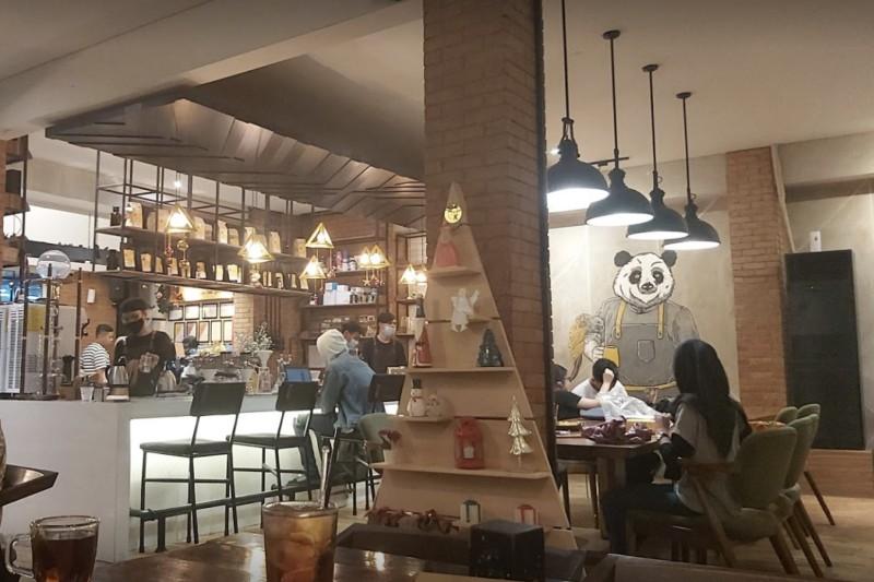 Cafe di Semarang
