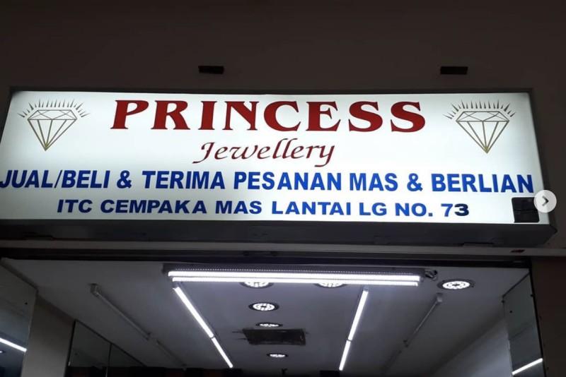 Toko Emas Jakarta