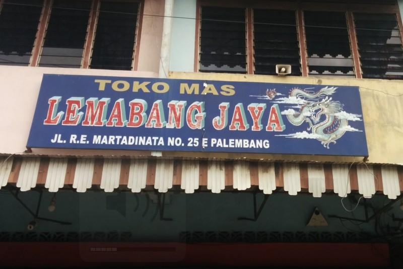 Toko Emas Palembang