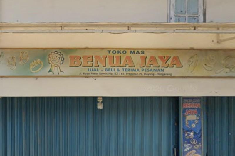 Toko Emas Tangerang
