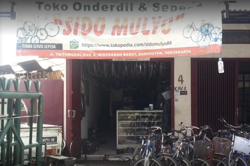 Toko Sepeda Jogja