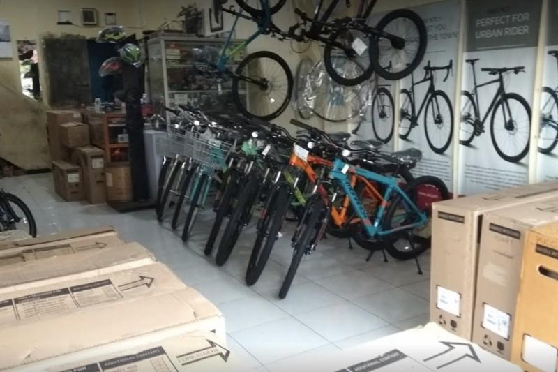 Toko Sepeda Malang