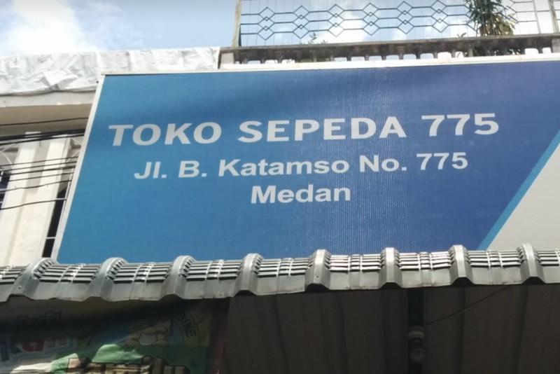Toko Sepeda Medan