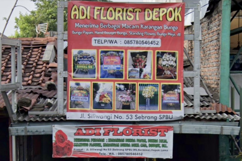 Adi Florist Depok Siliwangi