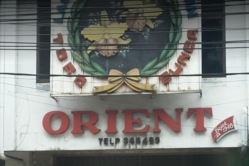 """Toko Bunga """"ORIENT"""""""