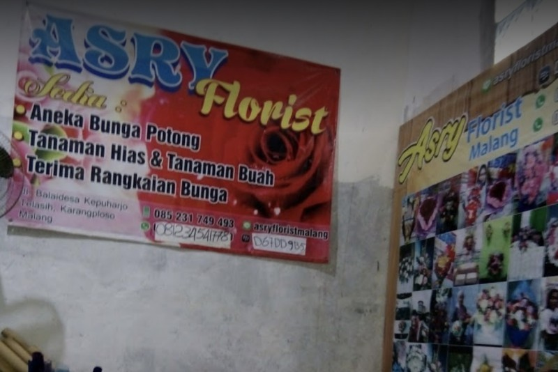 Asry Florist Malang