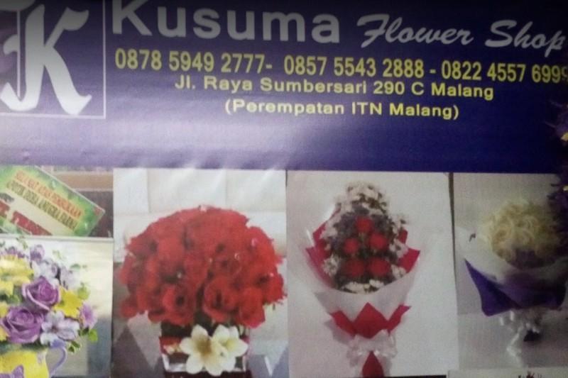 Toko Bunga Kusuma
