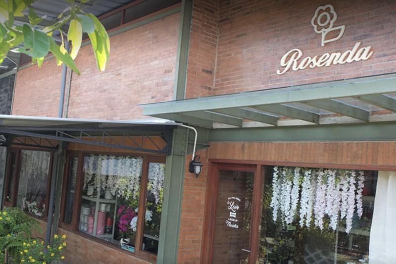 Rosenda Florist Cabang Papandayan