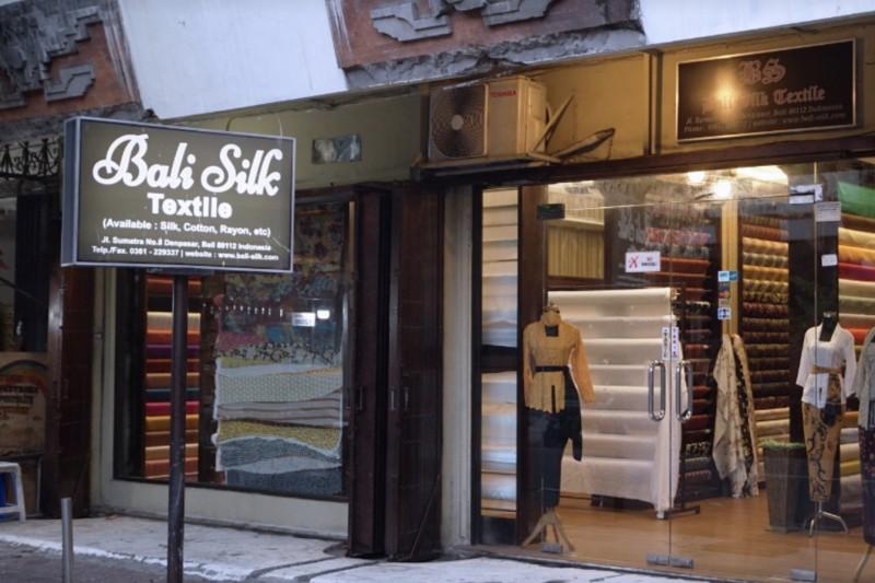 Bali Silk Textile