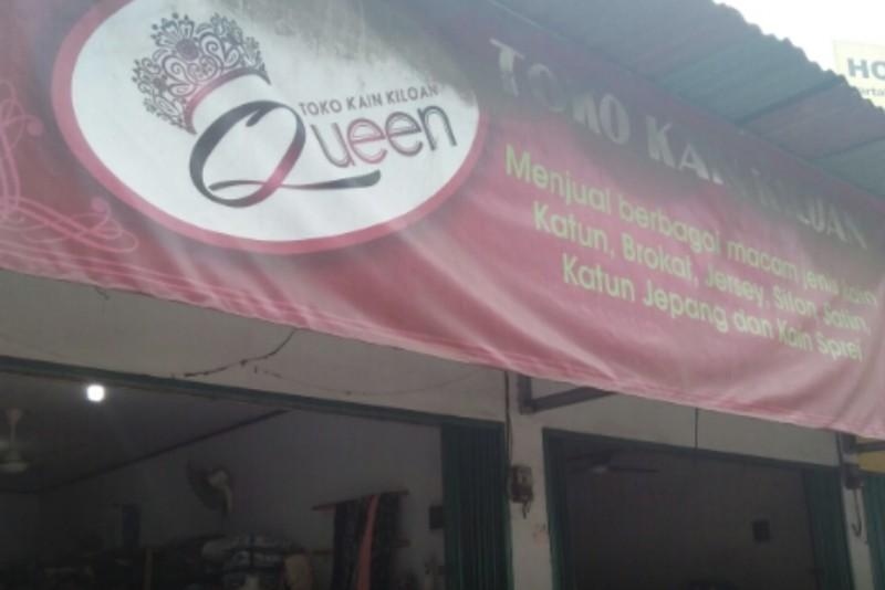 Toko Kain Kiloan Queen
