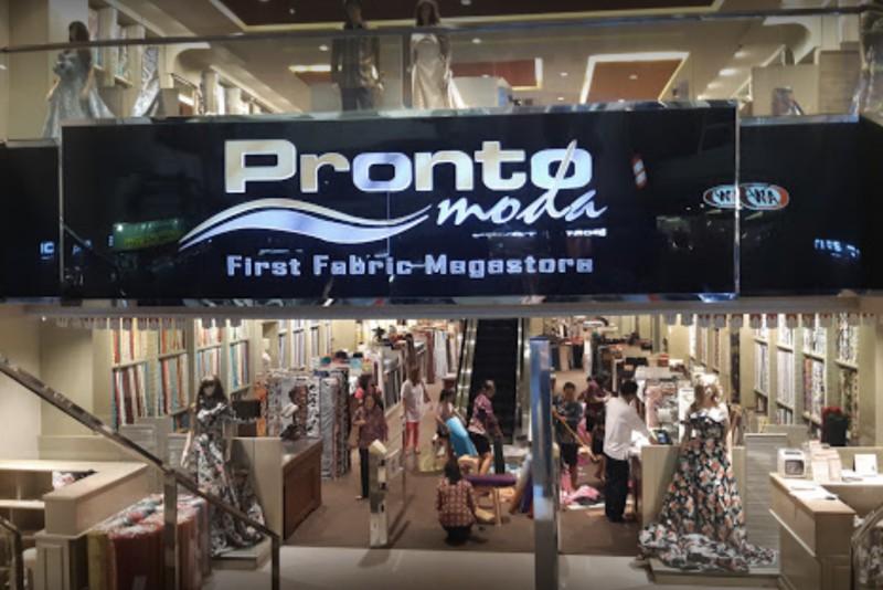 Pronto Moda Pasar Baru