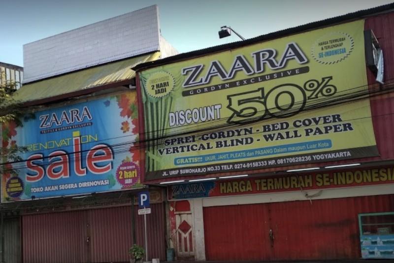 Zaara Textile & Gordyn Exclusive