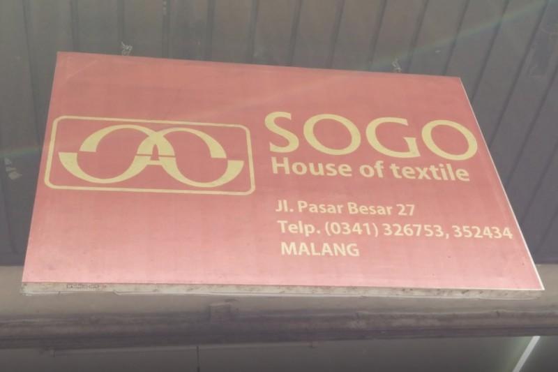 Sogo House Of Textile