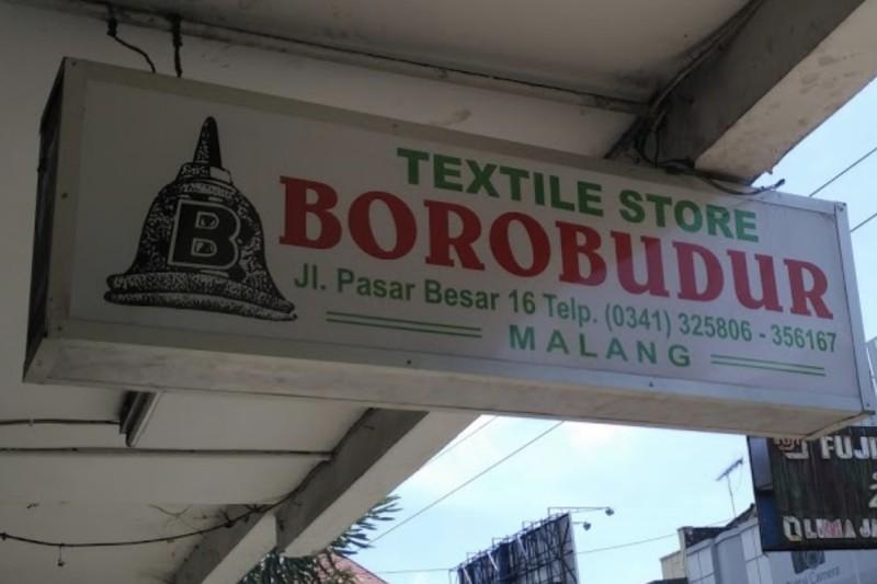 Toko Tekstil Borobudur