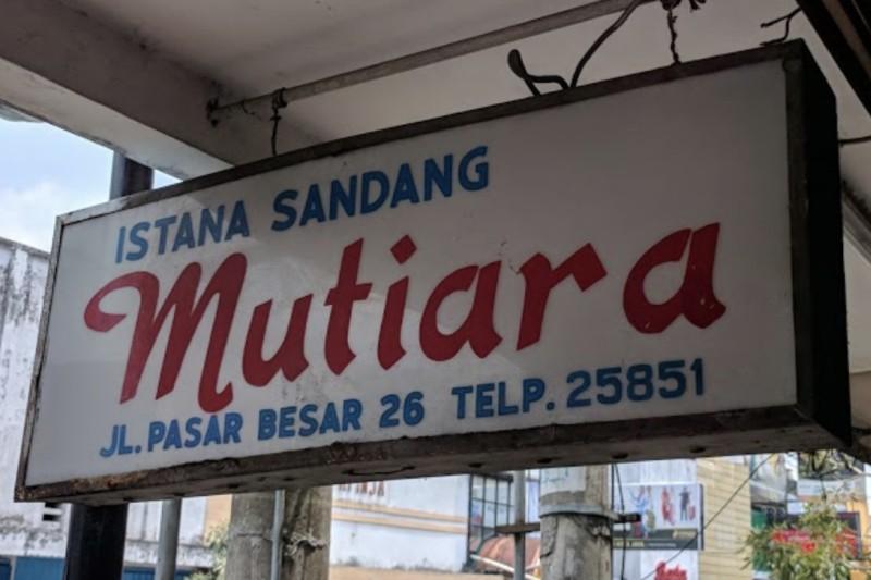 Istana Sandang Mutiara