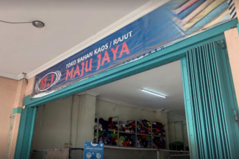 Toko Bahan Kaos Maju Jaya