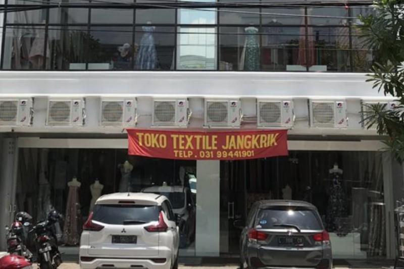 Jangkrik Textile