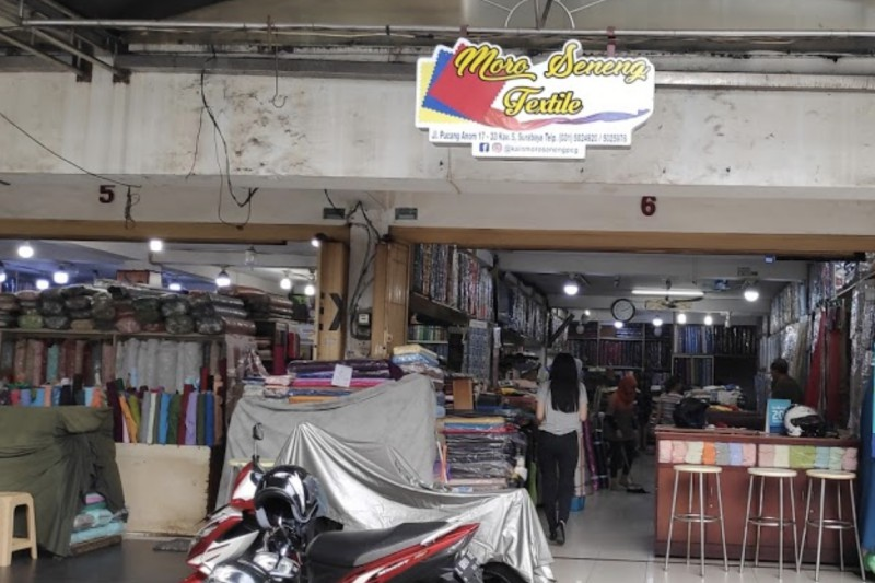 Moro Seneng Textile