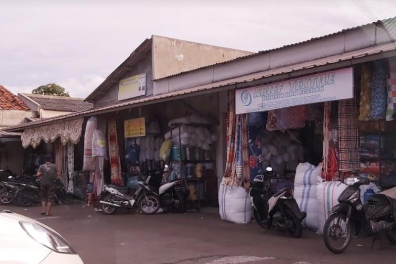 Pasar Kain Sprei Cipadu