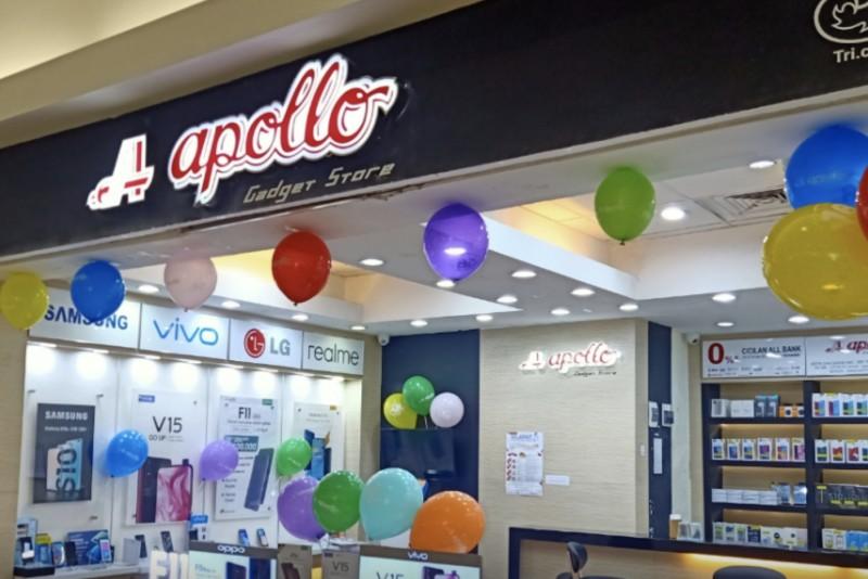 Apollo Gadget Store Royal Plaza