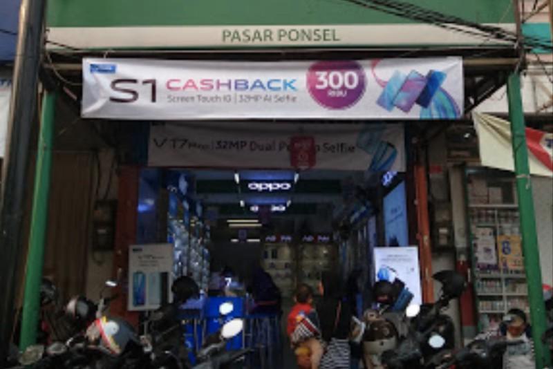 Pasar Ponsel