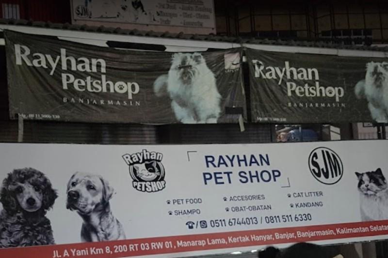 Rayhan Petshop