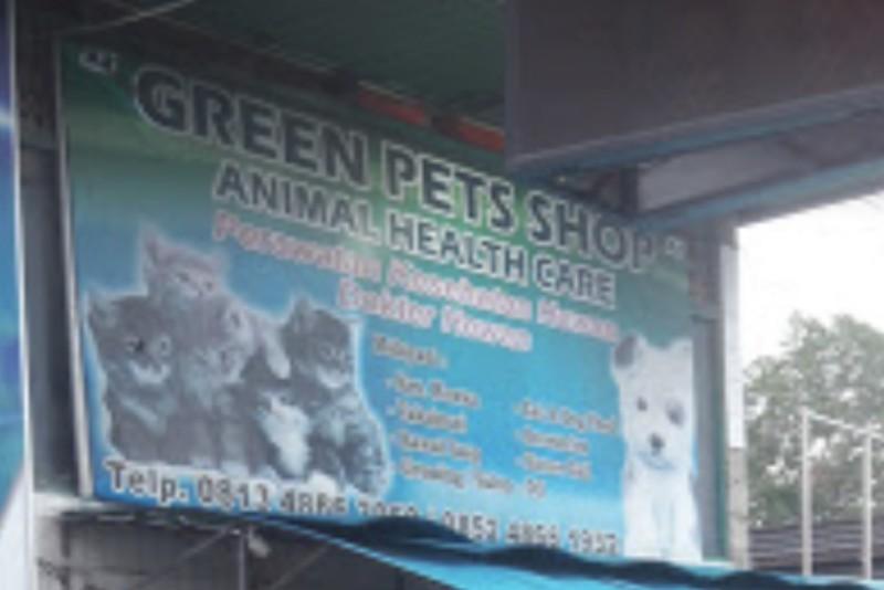 Green PetShop